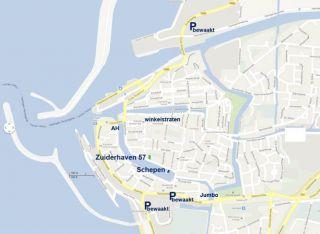 kaartje Harlingen