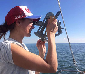 RYA Yachtmaster Ocean theorie, training for YM Ocean