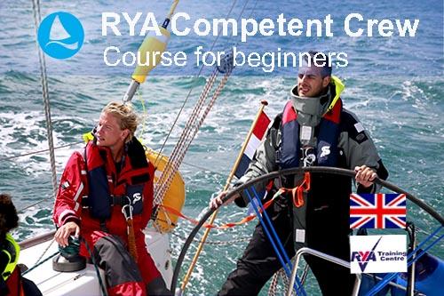 RYA Competent Crew